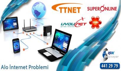 İnternet Sorunları